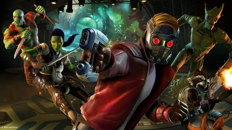Rumored Guardians of The Galaxy