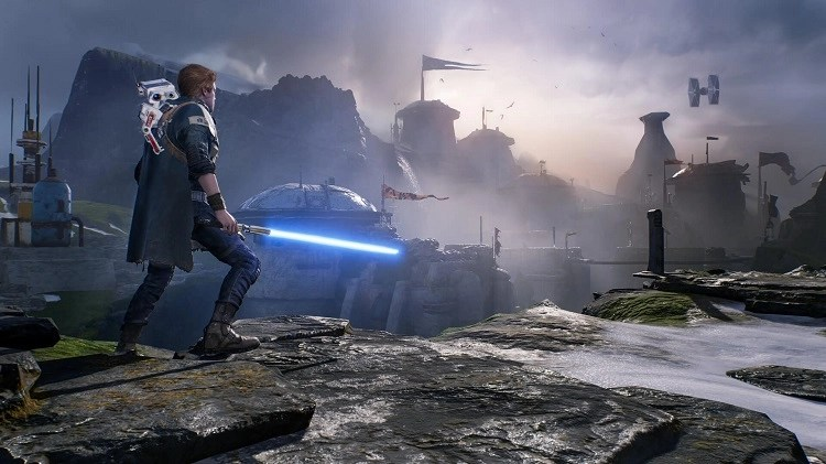 Star Wars Jedi Gameplay