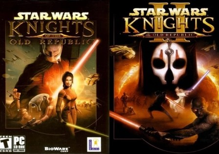 Knights of the Old Republic I & II