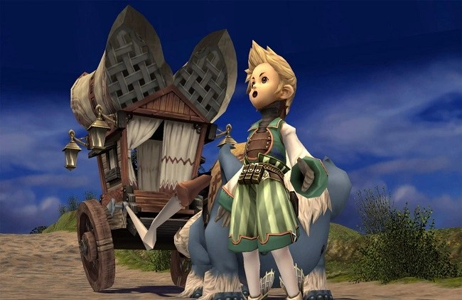 1.	Final Fantasy Crystal Chronicles