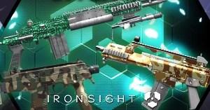 Free Ironsight Trinitium Pack Keys