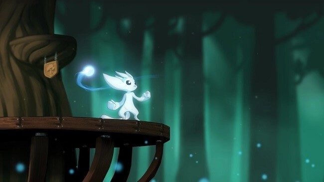 Ori from Ori and the Blind Forest