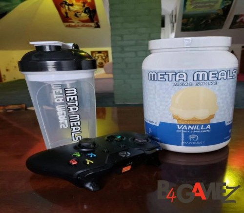 The Future of Gaming Nutrition is here: A Meta Meals Review 2