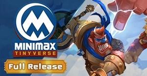 MINImax Tinyverse Launch Pack Keys