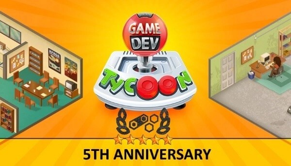 Game Dev Tycoon android game