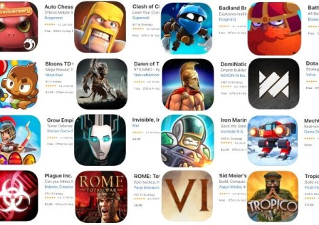 Best Strategy Games for iPhone in 2020