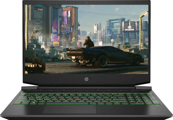 P - Pavilion Gaming Laptop with NVIDIA GeForce GTX 1650