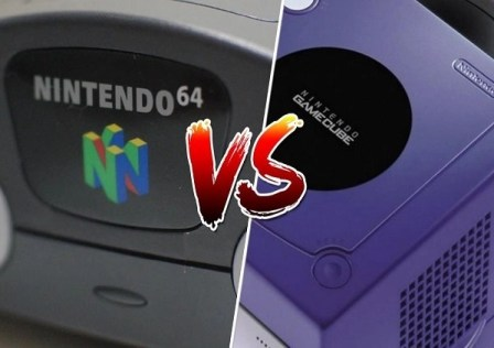 GameCube vs. N64