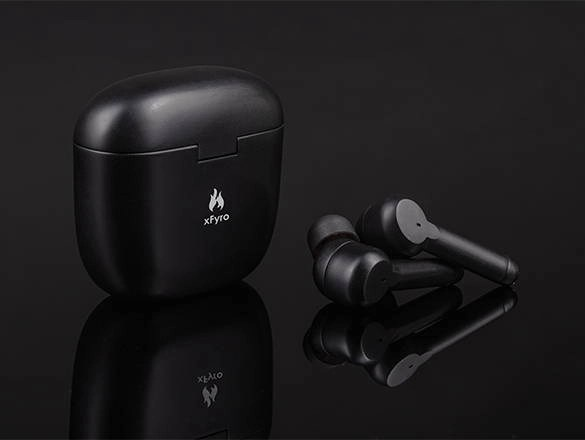 xFyro ANC Earbuds: The Power of AI