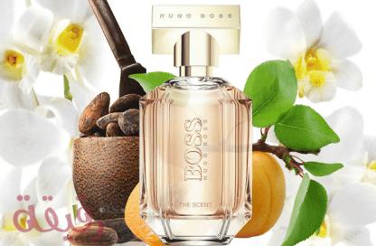 hugo boss the scent parfum