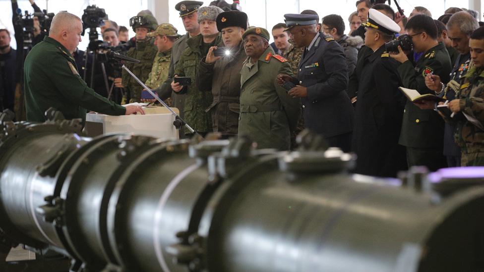 Rusija demonstrira rakete 9M729/Getty Images