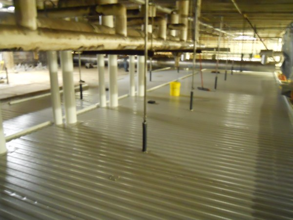 Walk On Insulated Ceiling Panels