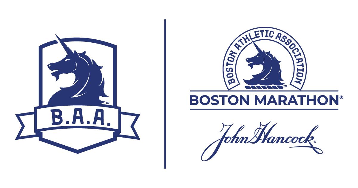 Boston Marathon Symbol Simplified