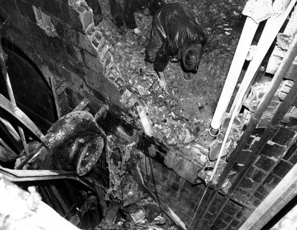 Crash Of North American -25d-20 Mitchell In York 14 Killed Bureau Aircraft