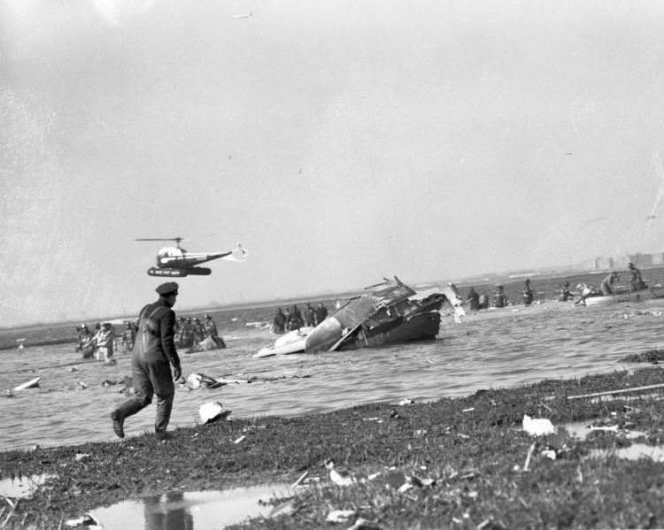1962 American Crash Airlines