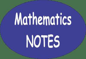 Mathematics Test Series - 9th