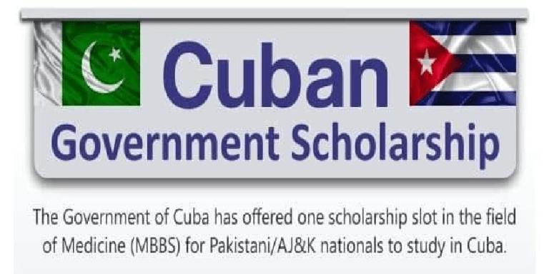 Cuba Government Scholarship