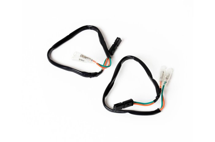 Turn indicators wiring harness for BMW NineT