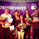 Talent2Work deelde partnerplaquettes uit.