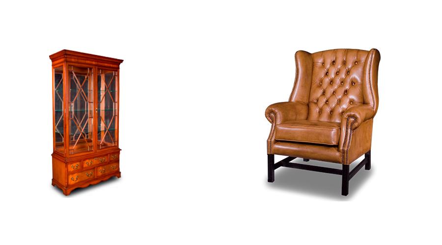 Large Display Cabinet en Oxford - Bendic - Baan Wonen