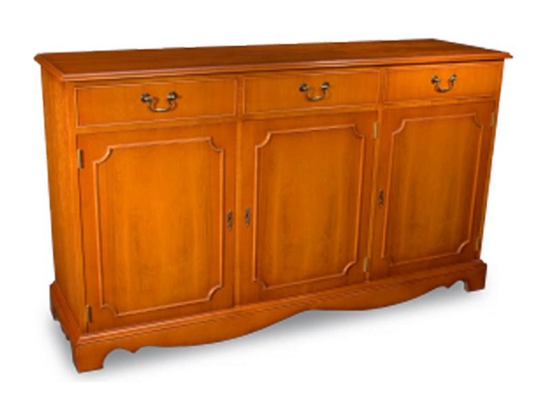 Dressoir 3 Door Sideboard - Bendic - Baan Wonen