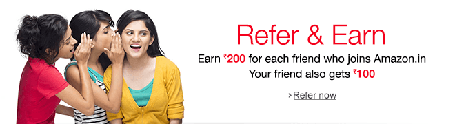 Image result for amazon.in refer and earn