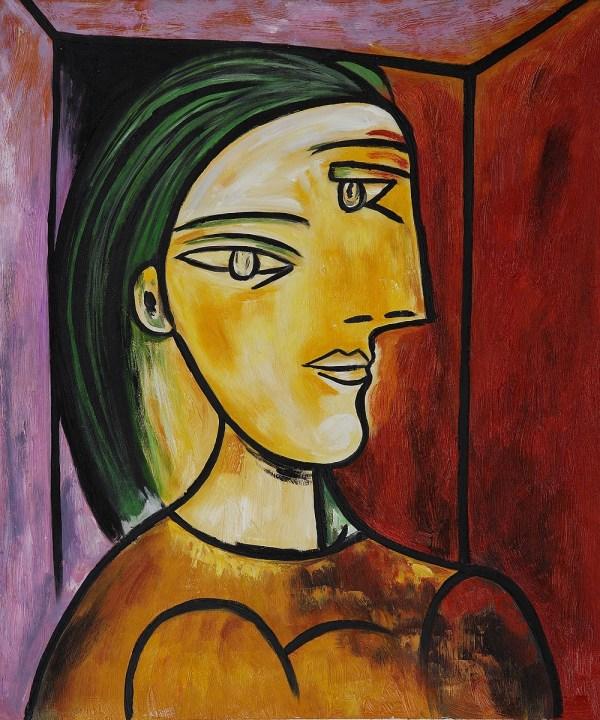 Pablo Picasso Cubism Paintings