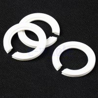 3 Lampshade Adaptor Reducer Ring E27 to E14 Adapter ...