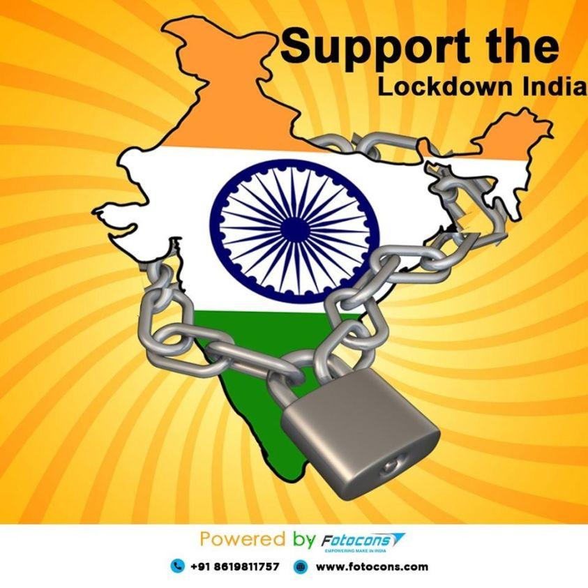 Support Lockdown