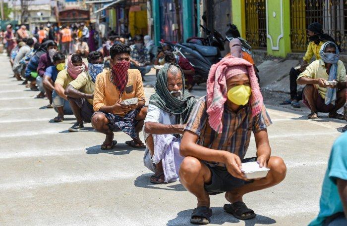 help needy and poor people