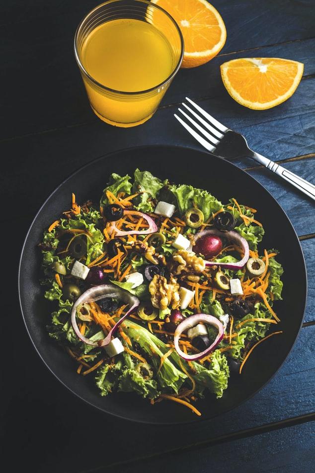Corona crisis- healthy food and lifestyle changes