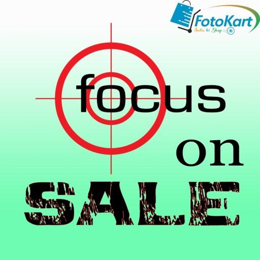 Focus on sales