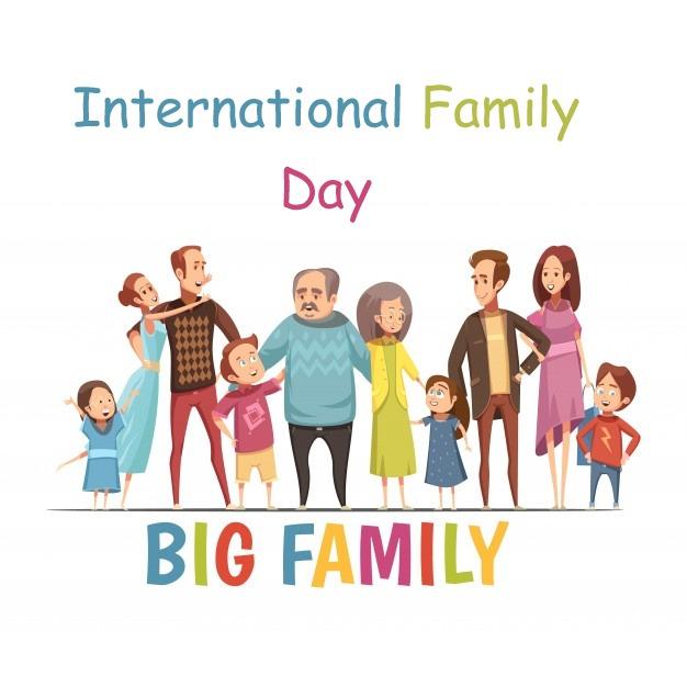 Happy International Family Day