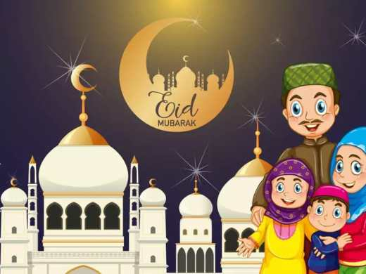 Stay safe stay Health -May Allah bless you with all happiness and prosperity