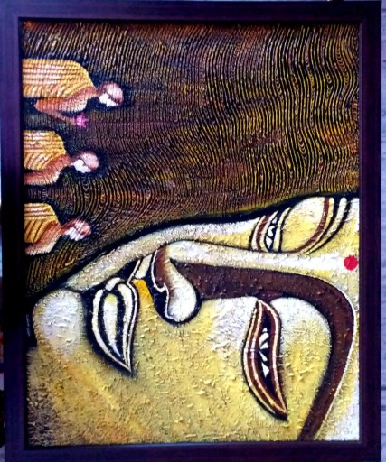 Lord Buddha painting art prints