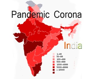 Will half of India's population will be infected with the coronavirus?