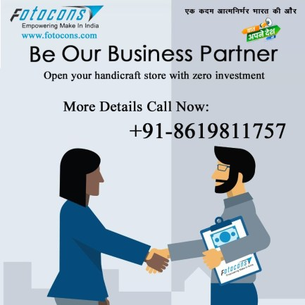Be business partner with Fotocons