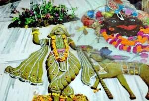 Govardhan Puja festival 2020