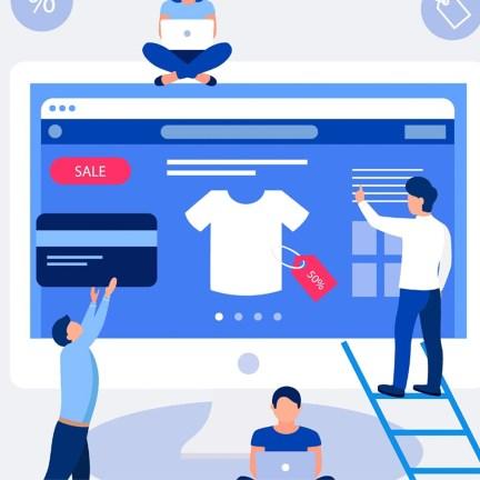 Make your own e-Commerce website