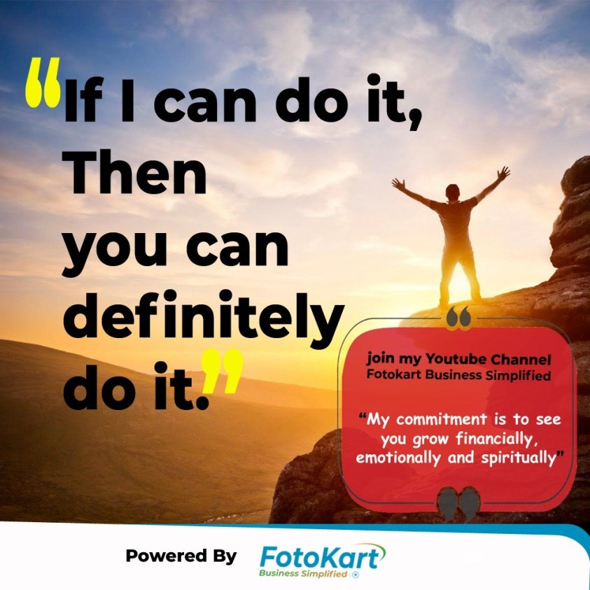 Tell your success story with fotokart
