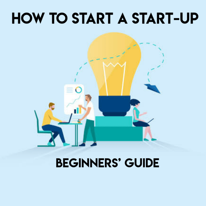 How to Start a Start-up – Beginners' Guide