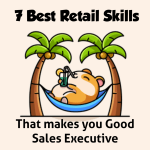 7 best retail selling skills