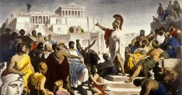 """""""La Era de Pericles"""" por Phillip von Foltz"""