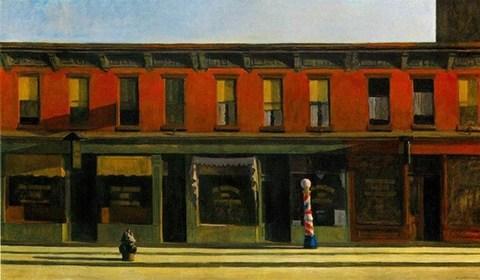 Hopper - Sunday Morning