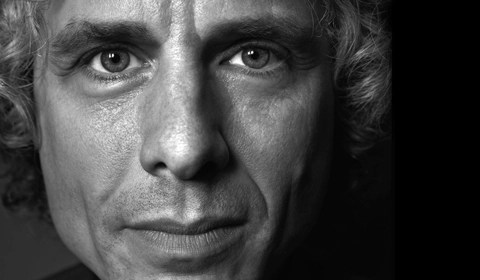 Steven Pinker by Henry Leutwyler / Harvard University