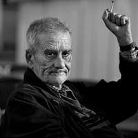 Leopoldo María Panero, el poeta que llamea sombra