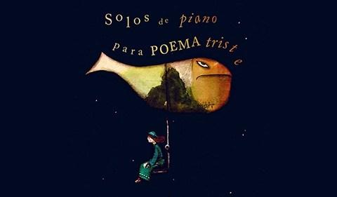 Solos de piano para poema triste