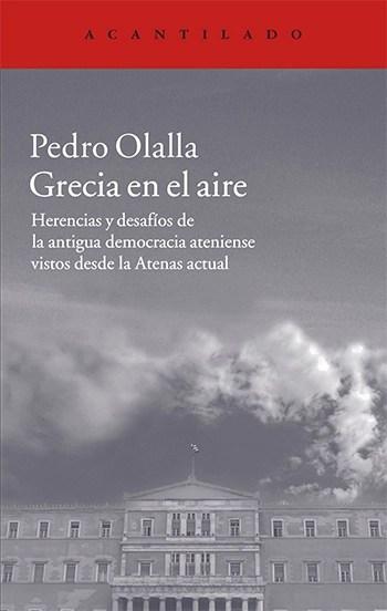 Grecia en el aire - Pedro Olalla