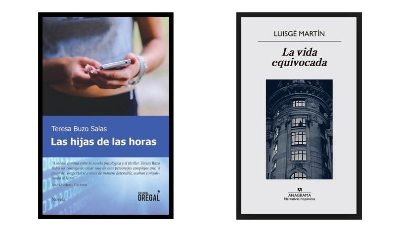Luisgé Martín y Teresa Buzo Salas