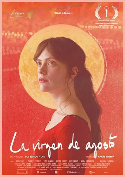 Cartel de La virgen de agosto